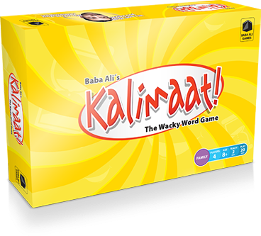 Kalimaat by Baba Ali